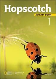 English for children in Amsterdam. Hopscotch 1, Activity book